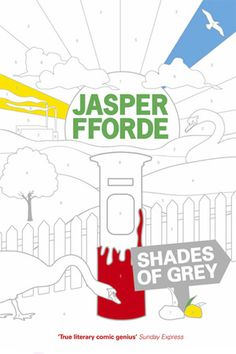 Shades Of Grey is Fforde's latest series starter, as he creates yet another imaginative world, this one a post-apocalyptical world where people see only in single colors and caste systems are built around which colors they see. Dark satire here, but worlds of fun.