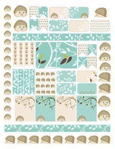 Free Planner Sticker Printable