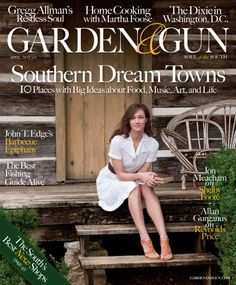 Garden And Gun Magazine.