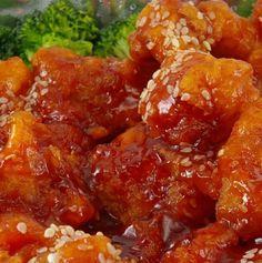 """""""Sesame Chicken Recipe"""" #chicken #recipe  (6/8/2013) Food: Chicken Main Course  (CTS)"""