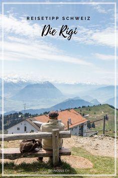 Reise-Tipp Schweiz: Die Rigi, Königin der Berge, Zentralschweiz Hotels, Park Hotel, Switzerland, Hiking, Mountains, Nature, Travel, Happiness, Day Trips