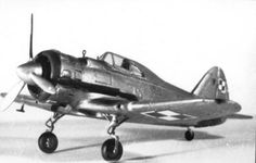 PZL 50 Jastrząb Polish multi-purpose fighter aircraft, first flown in February 1939, not ready for the war.