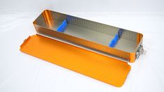 surgical instrument box,high temperature and high pressure disinfection available, operating equipment instrument box,all kinds of shape and size for your choice,produce as per your design and your logo available. contact:chenjinbiz@hotmail.com Kinds Of Shapes, Bed Pads, Medical Design, Long Term Care, Medical Equipment, Your Design, Logo, Accessories, Products