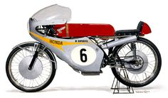 (1966) Honda RC116  Ralph Bryans