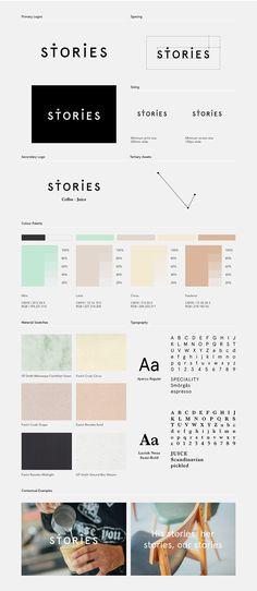 Stories on Behance