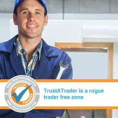 It's simple: If you use TrustATrader, you will find a reliable trader to do the job. Our strict application process means only the best traders get to call themselves members. But don't take our work for it – you can check out what previous customers had to say about our traders too.  Visit our website to find a Trusted Trader today: http://www.trustatrader.com/