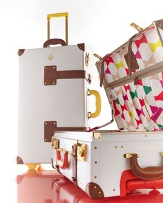kate spade new york New Yorker Carry-On & Stowaway Case