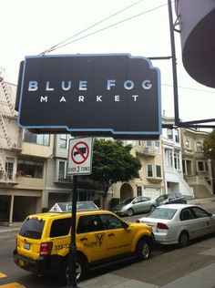 Blue Fog Market - We love your salads, single-cup coffee and ham & cheese croissants <3