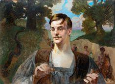Le Prince Lointain: Jacek Malczewski Un Conte - 1909 Mc Carthy, Prince, Global Art, Conte, Art Market, Past, Auction, Artwork, Paintings
