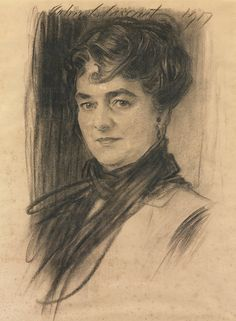 View Portrait of Mrs. Mabel Hunt Slater by John Singer Sargent on artnet. Browse upcoming and past auction lots by John Singer Sargent. John Singer Sargent, Portrait Sketches, Portrait Art, Portrait Ideas, Portrait Paintings, Portraits, Illustration Sketches, Art Sketches, American Artists