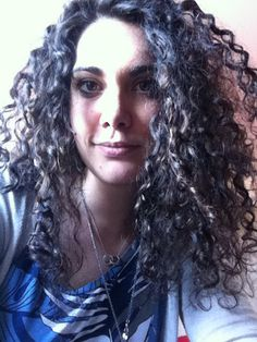 Natural curly