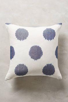 Ink Drop Pillow