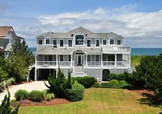 Twiddy Outer Banks Vacation Home - Sea La Vie-Four Seasons - Duck - Oceanfront - 7 Bedrooms
