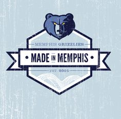 Memphis Grizzlies | Made in Memphis