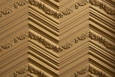 W130 'Chevron' 3D Wall Covering - Wm Boyle Interior Finishes