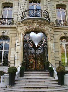 Espiritu de Navidad en Paris