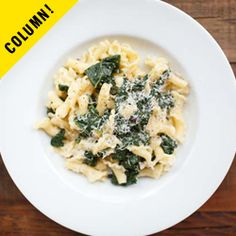 How to Make Pasta with Greens Without a Recipe: BA Daily