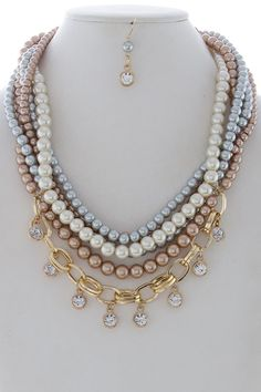 The modern pearl necklace.