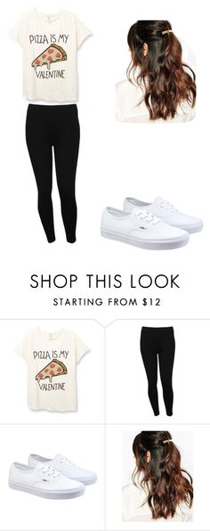 """""""Valentines Day Outfit"""" by arden-fincher on Polyvore featuring M&Co, Vans, Suzywan DELUXE, women's clothing, women's fashion, women, female, woman, misses and juniors"""