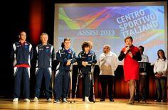 6-8 Dicembre 2013 Centro Sportivo Italiano - Appuntamento in occasione del settantesimo anniversario dalla nascita del CSI