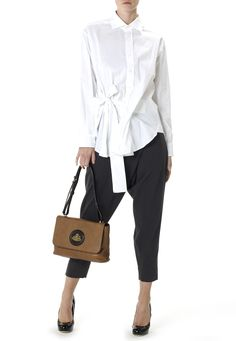 Squad Shirt by Vivienne Westwood. Beautiful and functional together!