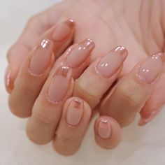 Love Nails, My Nails, Beauty Nails, Hair Beauty, Nail Designs, Design Inspiration, Wedding, Nails, Valentines Day Weddings