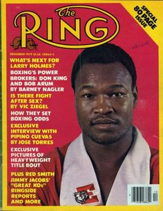 Larry Holmes, The Easton Assassin, was THE RING Heavyweight Champion from 1980 until 1985.
