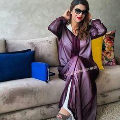 "544 Likes, 6 Comments - LUX CAFTAN (@caftan_maroc_lux) on Instagram: ""follow: @caftan_maroc_10m plz follow:@trendy_hijab_fashion . . . . . . . . . #العروس #المغربية…"""