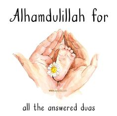 97. Alhamdulillah for all the answered duas #AlhamdulillahForSeries