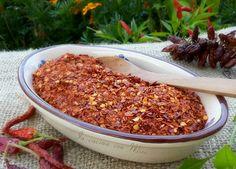 #gialloblogs #ricetta#foodporn #ricettedelgiorno Peperoncino macinato piccante | In cucina con Mire