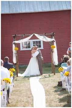 Yellow wedding inspiration, Wren Photography, via Aphrodite's Wedding Blog