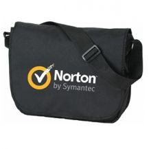 Black Recycled Document Bag #promoproducts