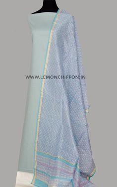 Salwar Suits   Lemon Chiffon Salwar Pattern, Saree Dress, Salwar Suits, Lemon, Fabrics, Chiffon, Clothes For Women, How To Wear, Collection
