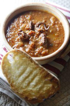 1639  600x pici e castagne zuppa di polpo e patate 3   Foto