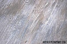 Driftwood Wash Look Table | Hueology Studio