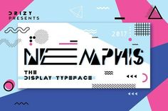 Nemphis by Drizy on @creativemarket