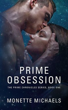 New Print cover for Prime Obsession. Print book coming in January, 2015.