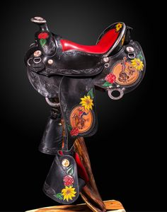 "Fancy~ ""Queen of the Cowboys"" Pleasure Saddle— Skyhorse Saddles"