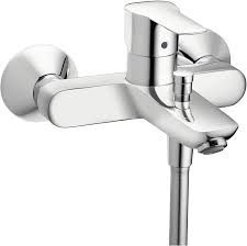 Hansgrohe 71242000 MySport Shower/Bath Mixer Tap: Amazon.co.uk: DIY & Tools Bathroom Mixer Taps, Shower Taps, Bath Taps, Shower Set, Color Chrome, Shower Systems, Diy Tools, Amazon, Amazons