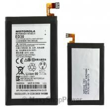 MOTOROLA BATTERIA ORIGINALE ED30 PILA RICAMBIO IONI LITIO 3,8V 2070 mAh MOTO G GENUINE REPLACEMENT NEW - SU WWW.MAXYSHOPPOWER.COM