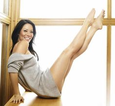 Lucy Liu's High and Tight Pilates Routine | Skinny Mom | Where Moms Get The Skinny On Healthy Living