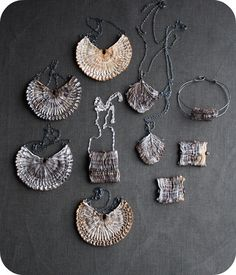 shells & feathers | Flickr - Photo Sharing!