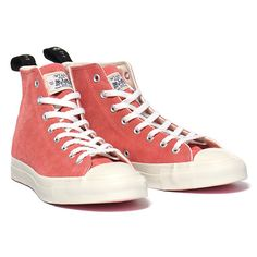 WTaps :: Red Suede Sneaker