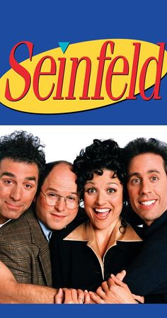 Created by Larry David, Jerry Seinfeld.  With Jerry Seinfeld, Julia Louis-Dreyfus, Michael Richards, Jason Alexander. The continuing misadventures of neurotic New York stand-up comedian Jerry Seinfeld and his equally neurotic New York friends.