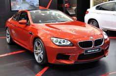 2013 BMW M6, my next car, but please add the rag top convertible option please!