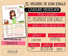Locas del romance: El regreso de Kris Kringle, Caroline Mickelson