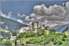 Burg Heinfels - Panzendorf, Osttirol, Austria
