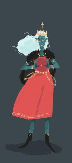 Entradas de blog - Character Design Page