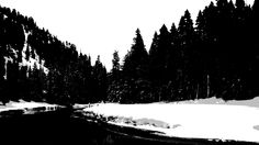 Abstract Mountain Landscape by Daniel Dogeanu on Red Filter, Mountain Landscape, All Art, My Arts, Deviantart, Abstract, Outdoor, Summary, Outdoors