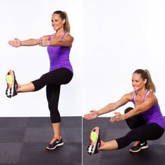 This article has some CRAZY workout moves! christymsilva This article has some CRAZY workout moves! This article has some CRAZY workout moves! Hiit, Fitness Tips, Fitness Motivation, Health Fitness, Yoga, Pilates, Plie Squats, Pistol Squat, Hip Problems